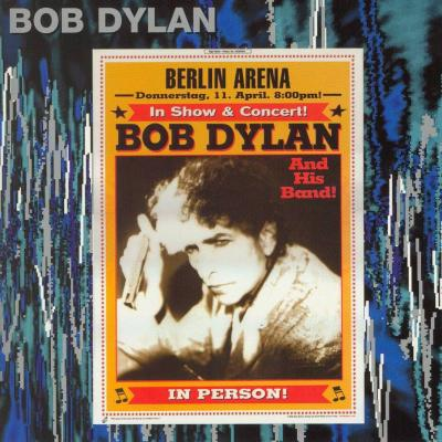 Dylan in Berlin 2002 - Bootlegcover