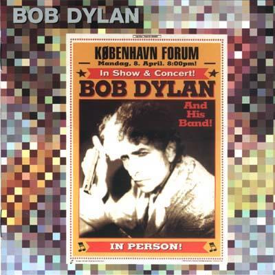 Bob Dyllan in Copenhagen 2002 - Bootlegcover