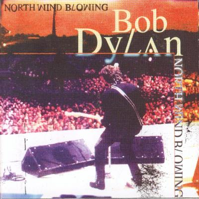 Bob Dylan in Oslo 1996 - Bootlegcover
