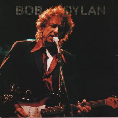 Bob Dylan in Oslo 1995 - Bootlegcover
